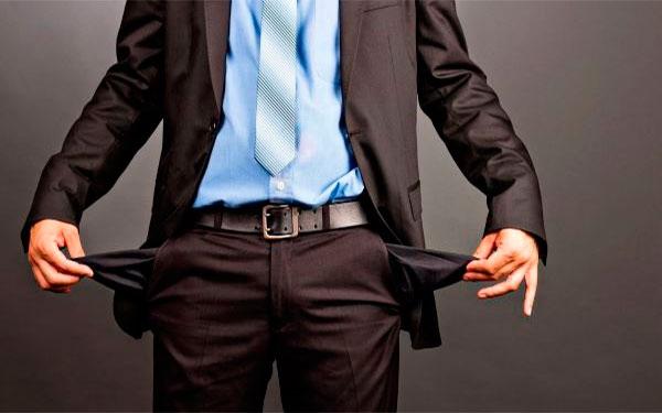 Alertas encendidas en el crédito por insolvencia